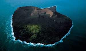 Как выглядит остров, на который не пускают обыкновенных людей
