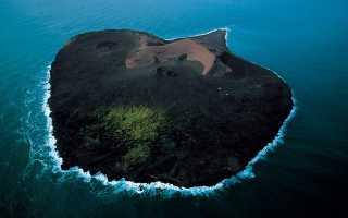 Kā izskatās sala, uz kuras nelaiž parastos mirstīgos