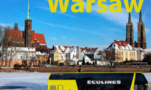 Konkurss! Ceļojums divatā līdz Varšavai, Tallinai vai Viļņai!