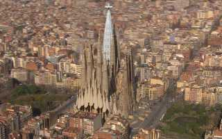 Septiņas lietas, kuras tu nezināji par Svētās ģimenes baznīcu Barselonā