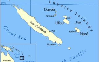 Jaunkaledonija
