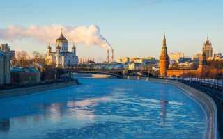 Kurp doties Maskavā ziemā?