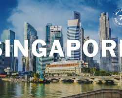 Футуристическая сказка — Сингапур